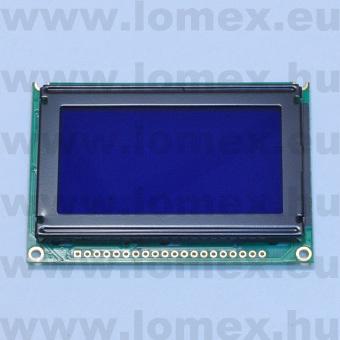 128x-64-dot-lightled-rg12864bbiwv-rst-043dot-75x53x9mm-blue-stn-negative-600-transmissive-driver-nt7108-or-equivalent-6412812864-64x128128x64
