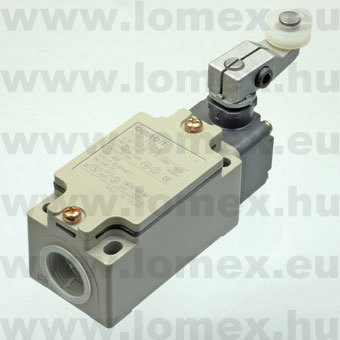 limit-sw-d4b1111n-omr-1nc1no-2a-400v-roller-lever-metal-h-fitting-size-pg135