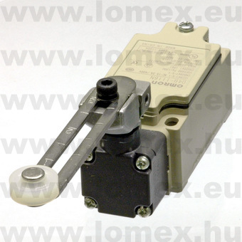limit-sw-d4b1116n-omr-1nc1no-2a-400v-roller-lever-adj-ip67-metal-h-fitting-size-pg135